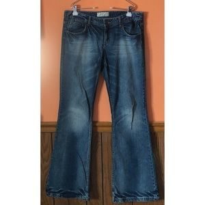 Molli Flare Jeans 12 Long